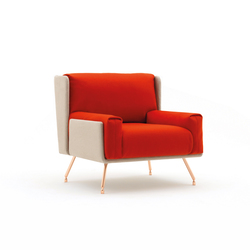 A&A Lounge Armchair | Sillones lounge | Knoll International