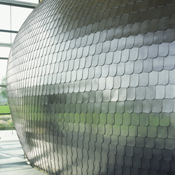 TECU® Zinn | Façade | Facade design | KME