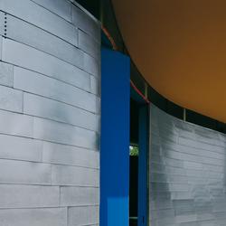 TECU® Zinn | Facade | Facade design | KME