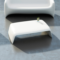Blow low table | Sofas de jardin | Vondom