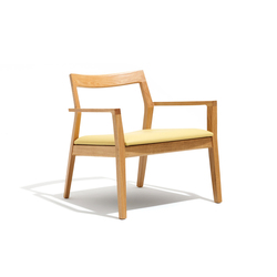 Krusin Lounge Chair | Armchairs | Knoll International