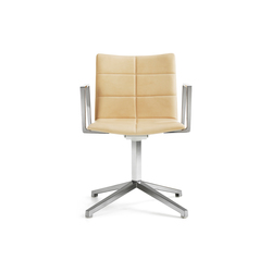 Archal Armchair 4-feet swivel | Sedie | Lammhults