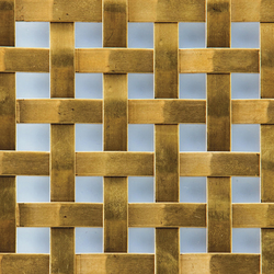 TECU® Gold_weave | Material | Metal sheets / panels | KME
