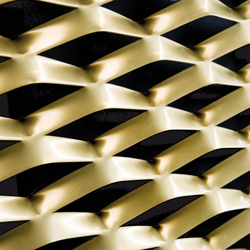 TECU® Gold_mesh | Material | Metal sheets / panels | KME