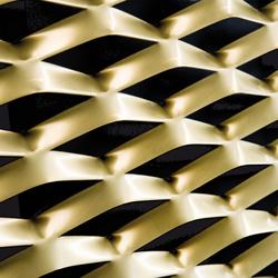 TECU® Gold_mesh | Material | Paneles / placas | KME