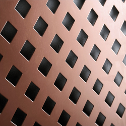 TECU® Classic_punch | Material | Metal sheets / panels | KME