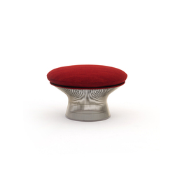 Platner Ottoman | Pufs | Knoll International