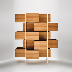 The Nendo Collection | 04 | Shelving | Bisazza