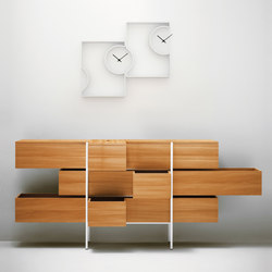 The Nendo Collection | 08 | Bath shelving | Bisazza