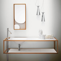 The Nendo Collection | 05 | Mirrors | Bisazza