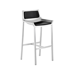Sezz Barstool seat pad | Taburetes de bar | emeco