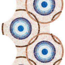 Andromeda | Glass mosaics | Bisazza
