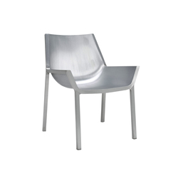 Sezz Lounge chair | Sillas para restaurantes | emeco