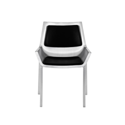 Sezz Side chair back pad | Sillas | emeco