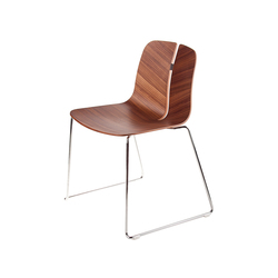 Link | Visitors chairs / Side chairs | lapalma