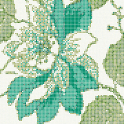 Marella Green A | Mosaici in vetro | Bisazza