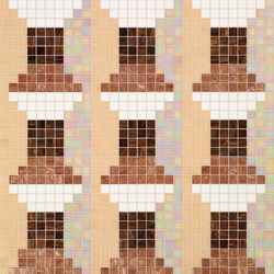 Windows Brown | Glass mosaics | Bisazza