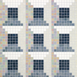 Windows Grey | Mosaici in vetro | Bisazza