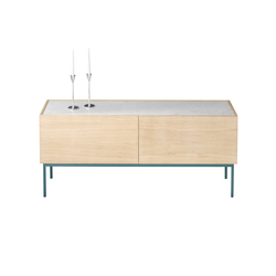 Luc Cabinet 160 | Sideboards / Kommoden | ASPLUND