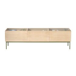 Luc Cabinet 240 | Schaukästen / Vitrinen | ASPLUND