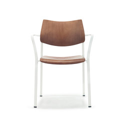 Branka | wood | Multipurpose chairs | AKABA