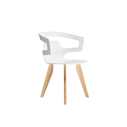 segesta wood 558 | Multipurpose chairs | Alias