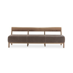 Betty Bench | Upholstered benches | Riva 1920