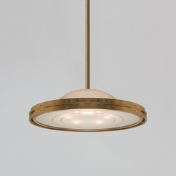"Pendant Lamp ""Berlin"" in the style of the Bauhaus Modernism 