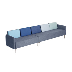 Playback Sofa | Divani lounge | OFFECCT