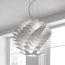 Libera Pendant light | Suspended lights | LUCENTE