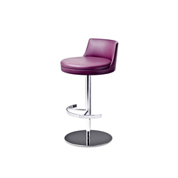 Ponza GP height-adjustable stool | Barhocker | Frag