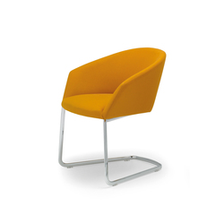 Brandy SO 2995 | Visitors chairs / Side chairs | Andreu World