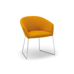 Brandy SO 2993 | Visitors chairs / Side chairs | Andreu World