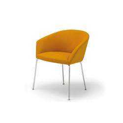 Brandy SO 2994 | Visitors chairs / Side chairs | Andreu World