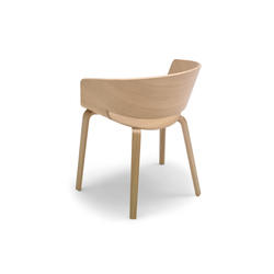 Ronda SO 0459 | Visitors chairs / Side chairs | Andreu World