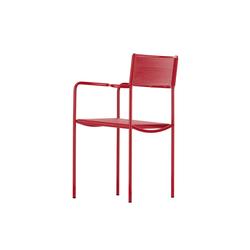 spaghetti armrest 131 | Multipurpose chairs | Alias