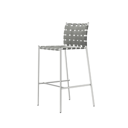 tagliatelle outdoor stool 718 | Barhocker | Alias