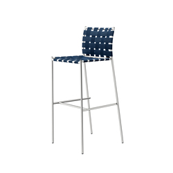 tagliatelle outdoor stool 719 | Bar stools | Alias