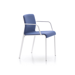 Bend chair | Visitors chairs / Side chairs | MDF Italia