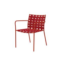 tagliatelle armchair 717 | Poltrone | Alias