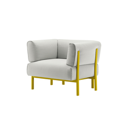 eleven armchair 860 | Loungesessel | Alias