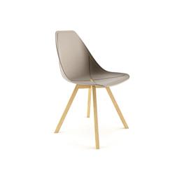 X Stuhl | Stühle | ALMA Design