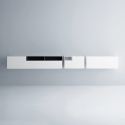 Inmotion wall system | Sideboards | MDF Italia