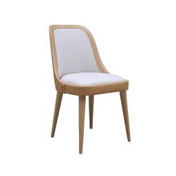 Laval Leather Chair | Visitors chairs / Side chairs | Stellar Works