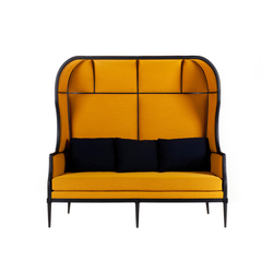 Laval Crown Chair Two seater | Lounge sofas | Stellar Works