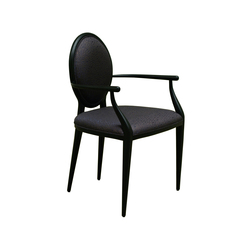 Laval Laval Arm Chair | Restaurant chairs | Stellar Works