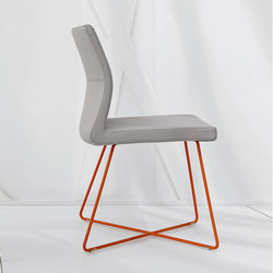 Razor X | Restaurant chairs | Bonaldo