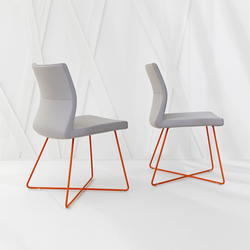 Razor | Restaurant chairs | Bonaldo
