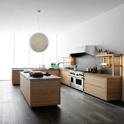 Sine Tempore | Fitted kitchens | Valcucine