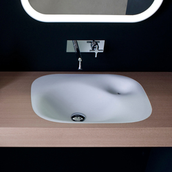 Flat XL Nivis | Wash basins | Agape